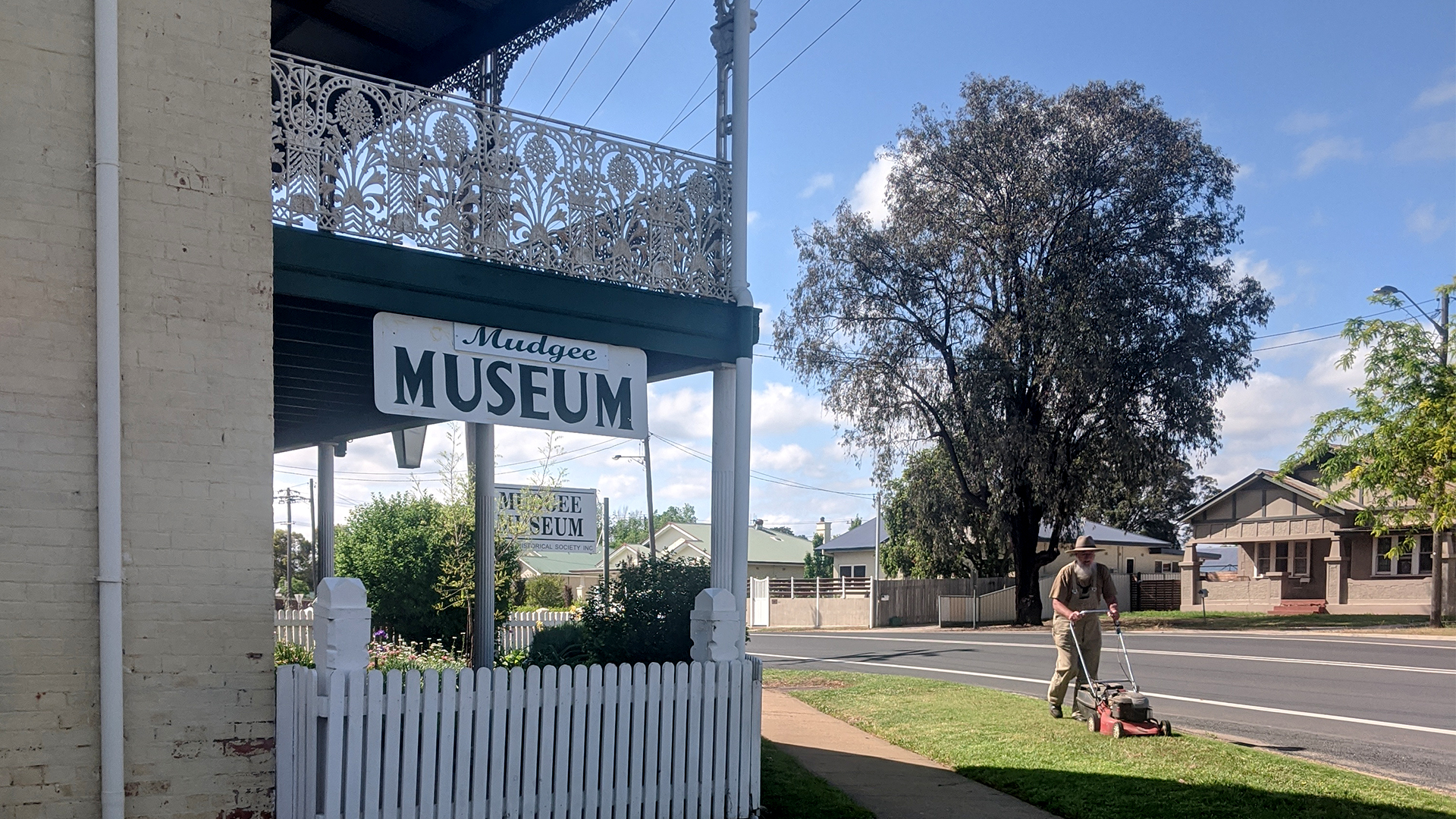 Local Sponsors Support Museum